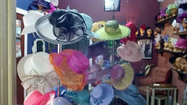Ore. City 'Hat Lady' offers more than just hats